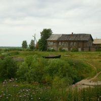 La plej olda domo en Mezen = 1826, Мезень