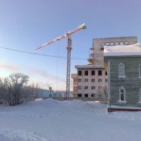 """Арктика"" свежепостроенный, Нарьян-Мар"