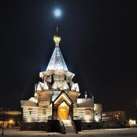 Свято-Богоявленский храм, Нарьян-Мар