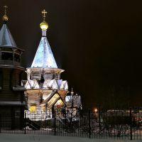 Колокольня и Свято-Богоявленский храм, Нарьян-Мар