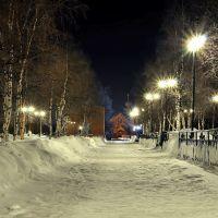 Улица Победы, Нарьян-Мар