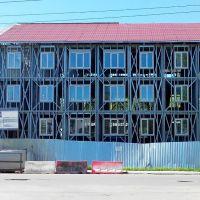 Дом из жердочек в Новодвинске, Новодвинск