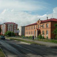 Современные здания. 170709, Новодвинск