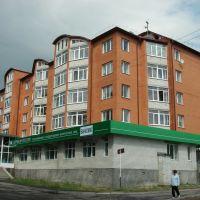 Новостройка. 170709, Новодвинск
