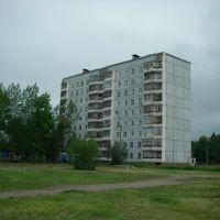 Девятиэтажка. 250709, Новодвинск