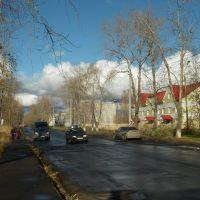 Город в октябре... 08.10.11., Новодвинск