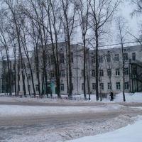 school1, Новодвинск
