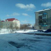 двор по ул. Ленина, Няндома