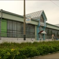 Вокзал (railway station), Няндома