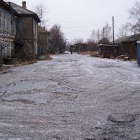 Дворы. Осень 2005г., Онега