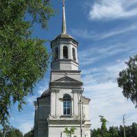 Храм в Онеге. 07. 2011, Онега