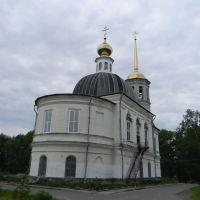 Свято-Троицкий Собор. Лето 2011г., Онега