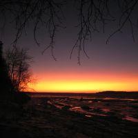 Утренняя заря, Онега