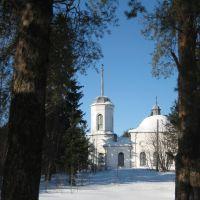 Свято-Лазаревская церковь, Онега