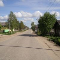 Пинега улица Кудрина, Пинега