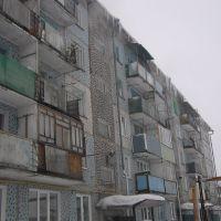 broken house, Плесецк