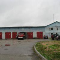 Пожарная часть № 46, Плесецк