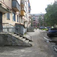 Лестницы в подъезд, Северодвинск