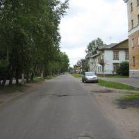 Индустриальная ул., Северодвинск