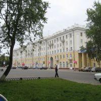 Дом на площади 1, Северодвинск