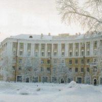 Площадь Егорова Egorov Square, Северодвинск