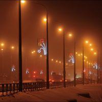 Шоссе в Архангельск, Северодвинск