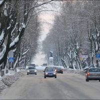 пл. Победы - пл. Ломоносова, Северодвинск