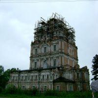 Сольвычегодск, монастырская ц., Сольвычегодск