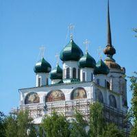 Собор со стороны Жемчужного озера, Сольвычегодск
