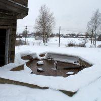 Источник с соленой водой, Сольвычегодск