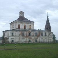 Спасообыденная церковь, Сольвычегодск