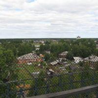 Сольвычегодск, вид с колокольни, Сольвычегодск