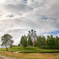 Сольвычегодск, Благовещенский собор, Сольвычегодск