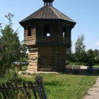Соляной источник в Сольвычегодске, Сольвычегодск