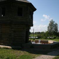 Соляной источник и Соленое озеро в Сольвычегодске, Сольвычегодск