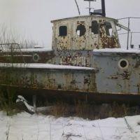 Титаник, Холмогоры
