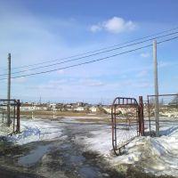 Разруха Стадион Холмогоры, Холмогоры