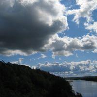 Ба-а-альшие облака, Шенкурск