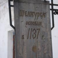 Старше Москвы..., Шенкурск