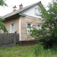 city Shenkursk, street Shukshina, Шенкурск