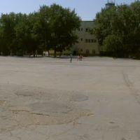 В центре Нариманова, Нариманов