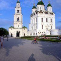 Astrakhan Kremlin, Астрахань
