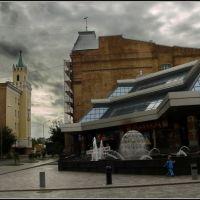 Астраханские впечатления, Астрахань