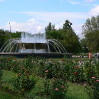 Фонтан, Астрахань