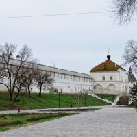 Кремль, Астрахань
