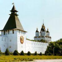 Астраханский кремль, 80-е годы, Астрахань