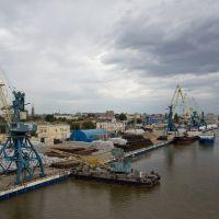 Астраханский порт (Astrakhan port), Астрахань