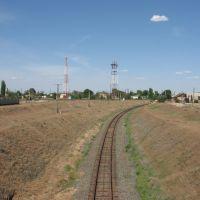 Ахтуба, Ахтубинск