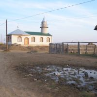 Мечеть в селе Сорочье, Володарский