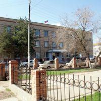 Здание городского муниципалитета г.Камызяк, Камызяк